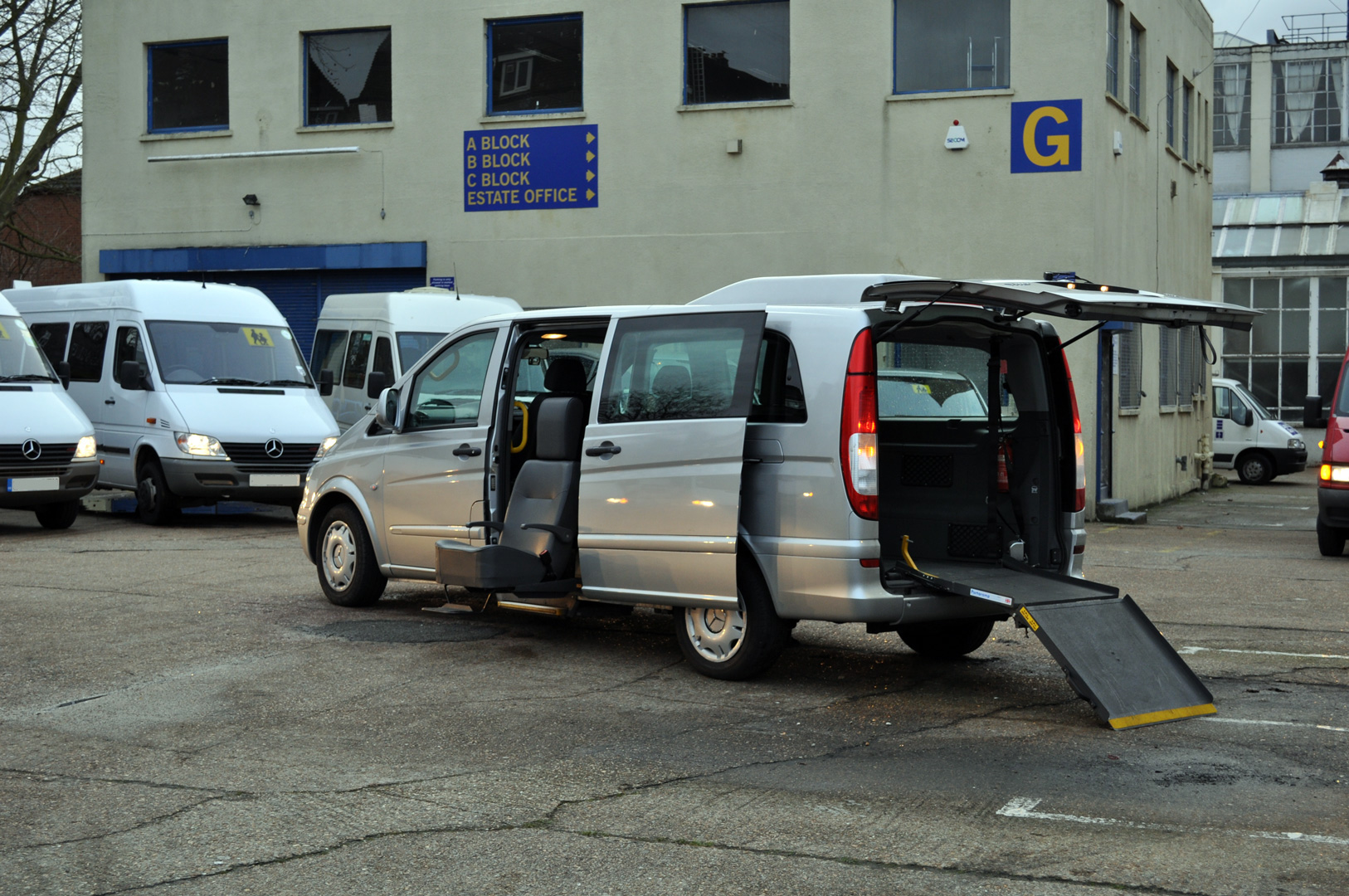 Access Mobility Transport Ltd.